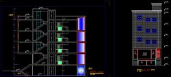 پروژه متره و برآورد ساختمان مسکونی