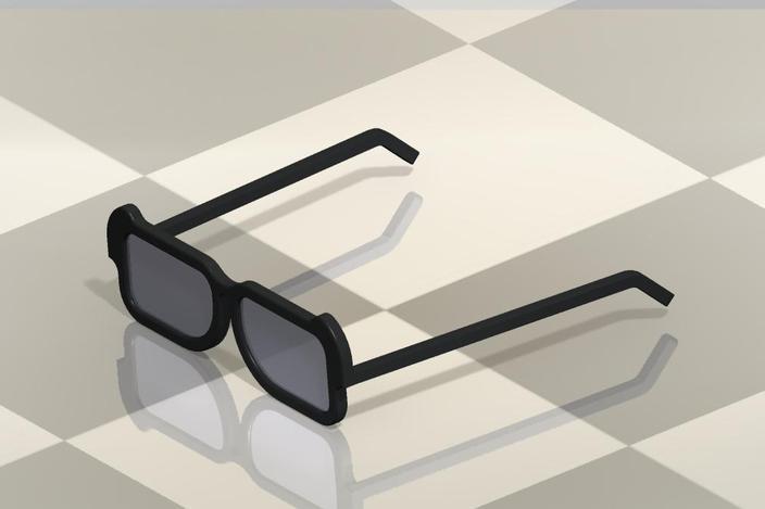عینک طراحی شده در سالیدورک