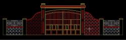 طراحی سردر ورودی