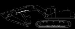 طراحی بیل مکانیکی