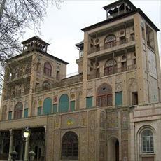 مقاله معماری قاجار پهلوی