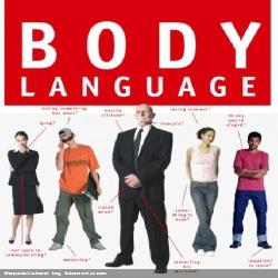 دانلود پاورپوینت 82 اسلایدی زبان بدن (خلاصه کتاب زبان بدن آلن پیز)
