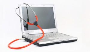 گزارش کارآموزی رشته کامپیوتر در بیمارستان