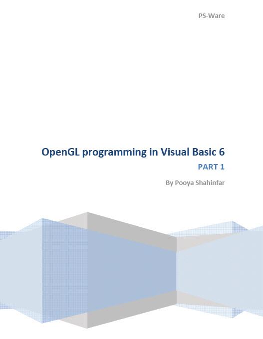 آموزش openGL در ویژوال بیسیک