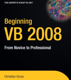 کتاب آموزش ویژوال بیسیک 2008