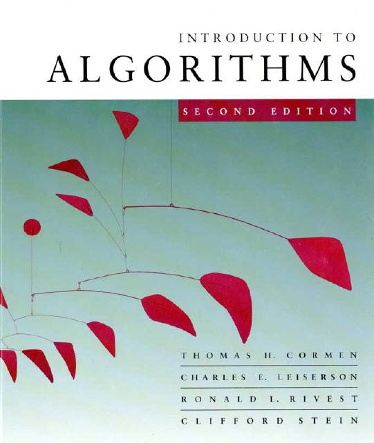 کتاب معرفی الگوریتم ها