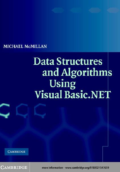 کتاب ساختمان داده ها و استفاده از الگوریتم ها