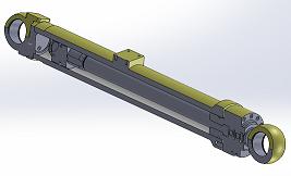 طراحی و مونتاژ جک بیل مکانیکی  در سالیدورک