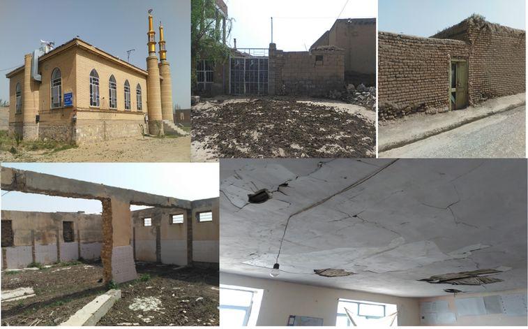 دانلود پاورپوینت بررسی روستای علی بیگلو (پروژه درس روستا)