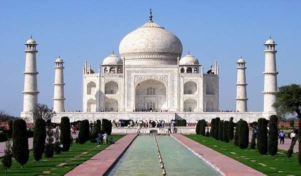 دانلود پاورپوینت بررسی تاج محل هند