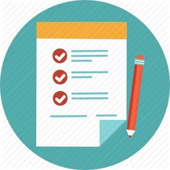 دفترچه آخرین آزمون استخدامی دستگاههای اجرایی سال 1394 با پاسخنامه